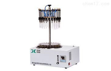 聚创环保圆形水浴氮吹仪 JC-WD-12/24