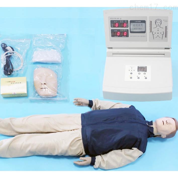 高级电脑心肺复苏模拟人(液晶显示屏)