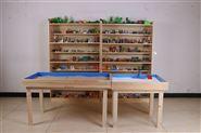 耐用型实木沙盘箱庭游戏器材