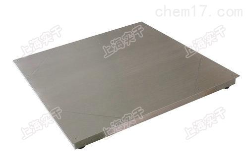 304不锈钢地磅电子秤,耐腐蚀平台秤