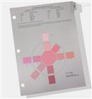 M50052蒙赛尔EIA-TIA 598-A玫瑰色编码图表配件