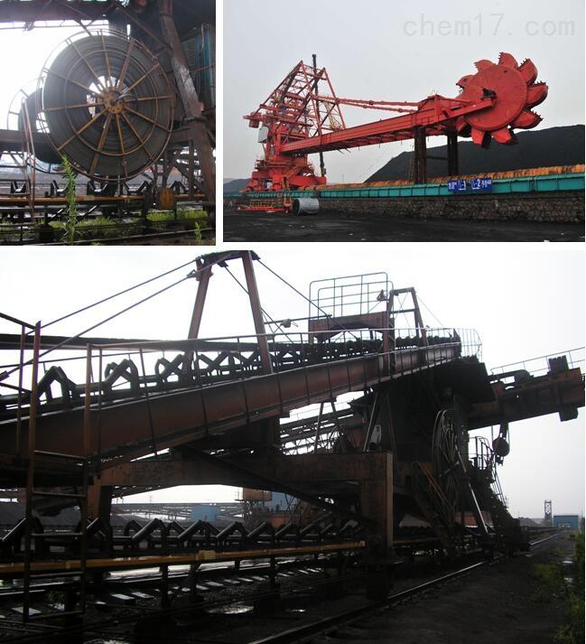 卸煤机用电缆拖令