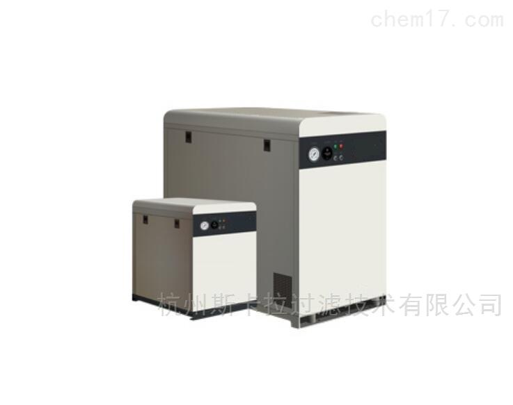 无油静音实验室空气压缩机