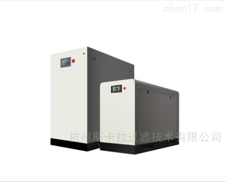 Mini无油静音涡旋式空气压缩机