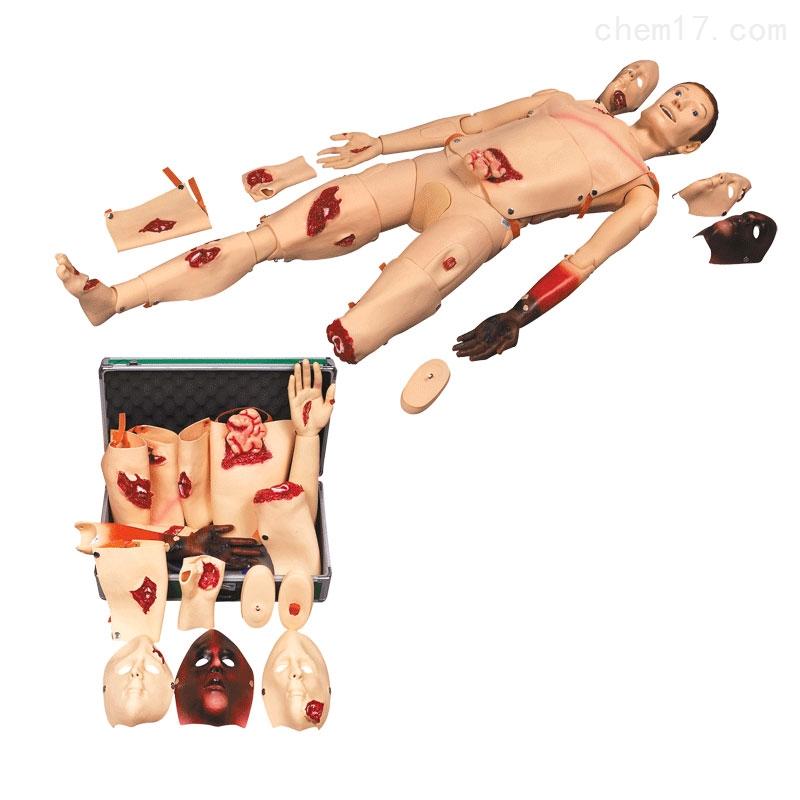 全功能创伤护理模拟人