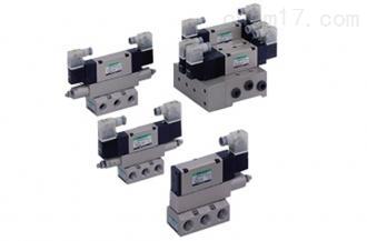 日本喜开理CKD复合功能型5通ag亚洲国际游戏电磁阀