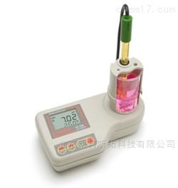 日本HANNA汉娜/哈纳台式pH /℃计/ 带搅拌器