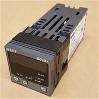 P6011Z2110000WEST 6010+温控器1/16 DIN过程控制器