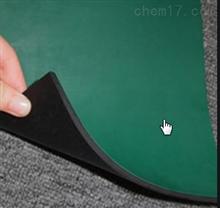 绿色绝缘橡胶板 电力绝缘胶垫