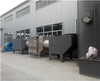 定制光氧废气处理设备厂家