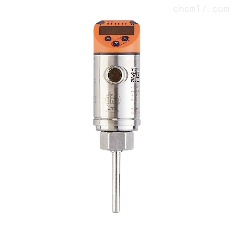 易福门Ifm带显示器的温度传感器