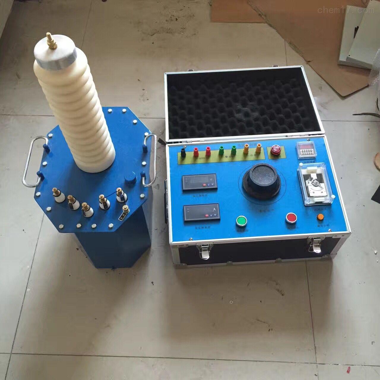 五级电力工频耐压试验装置5KVA/50KV