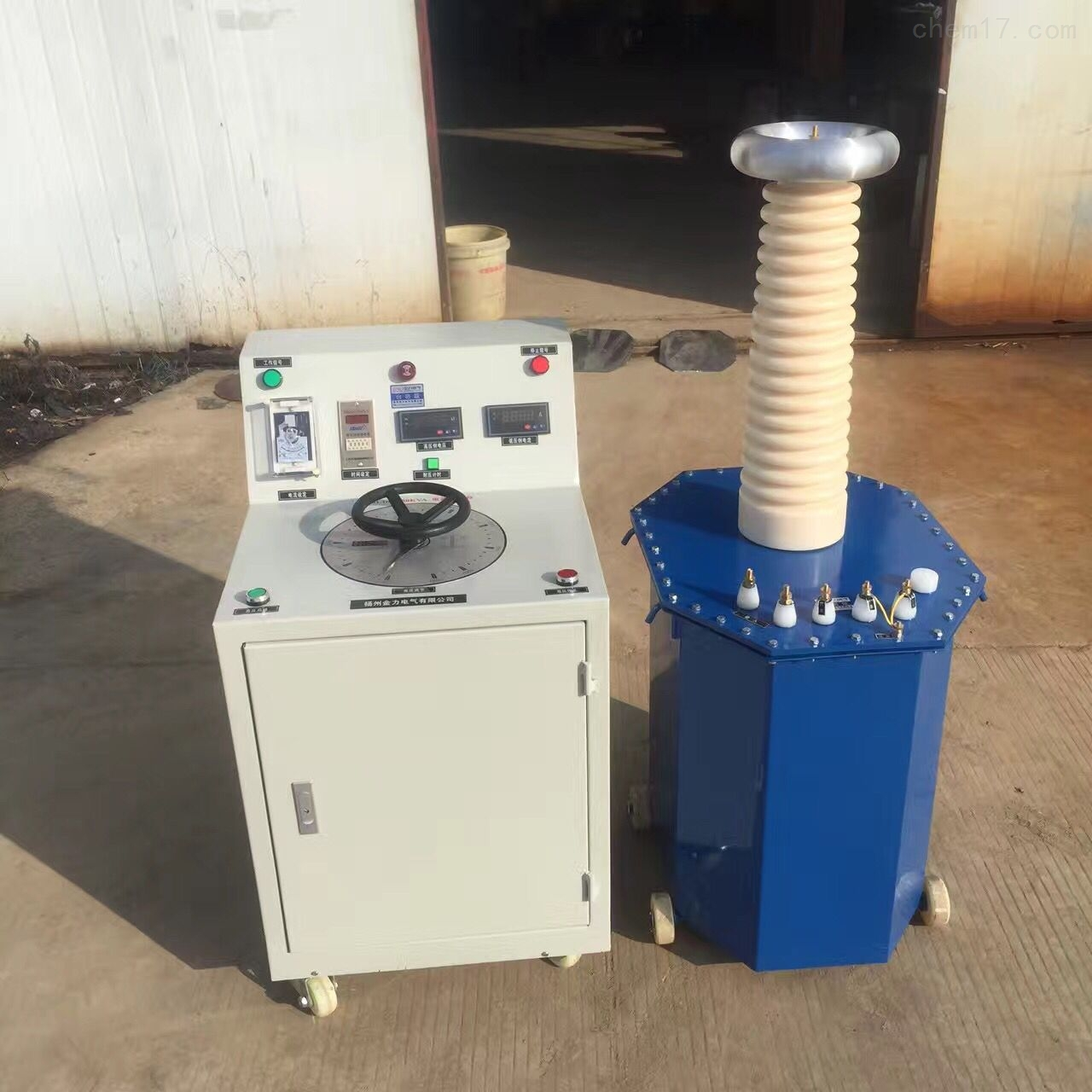 油浸式试验变压器电力资质厂家