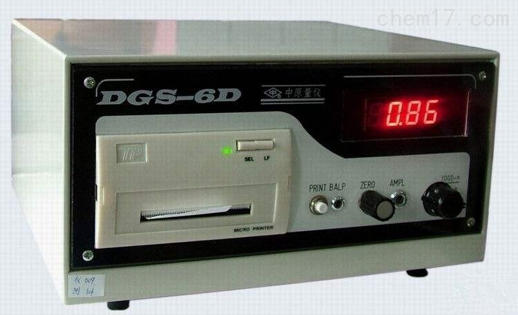 測微儀中原量儀數顯電感測量儀DGS-6D型