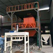 新型水泥基匀质板设备小料