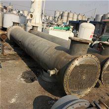 厂家处理二手列管式冷凝器