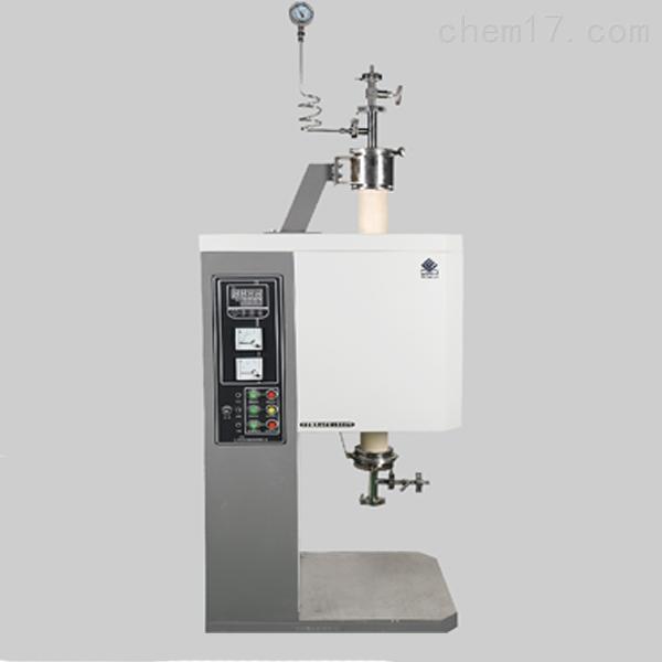 1200℃立式双温区管式电炉