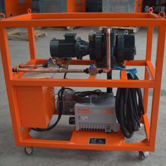 电力承装修资质升级SF6气体抽真空充气装置