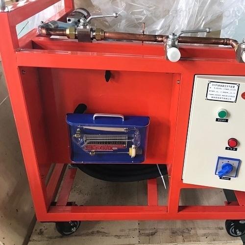 电力检修SF6气体抽真空充气装置