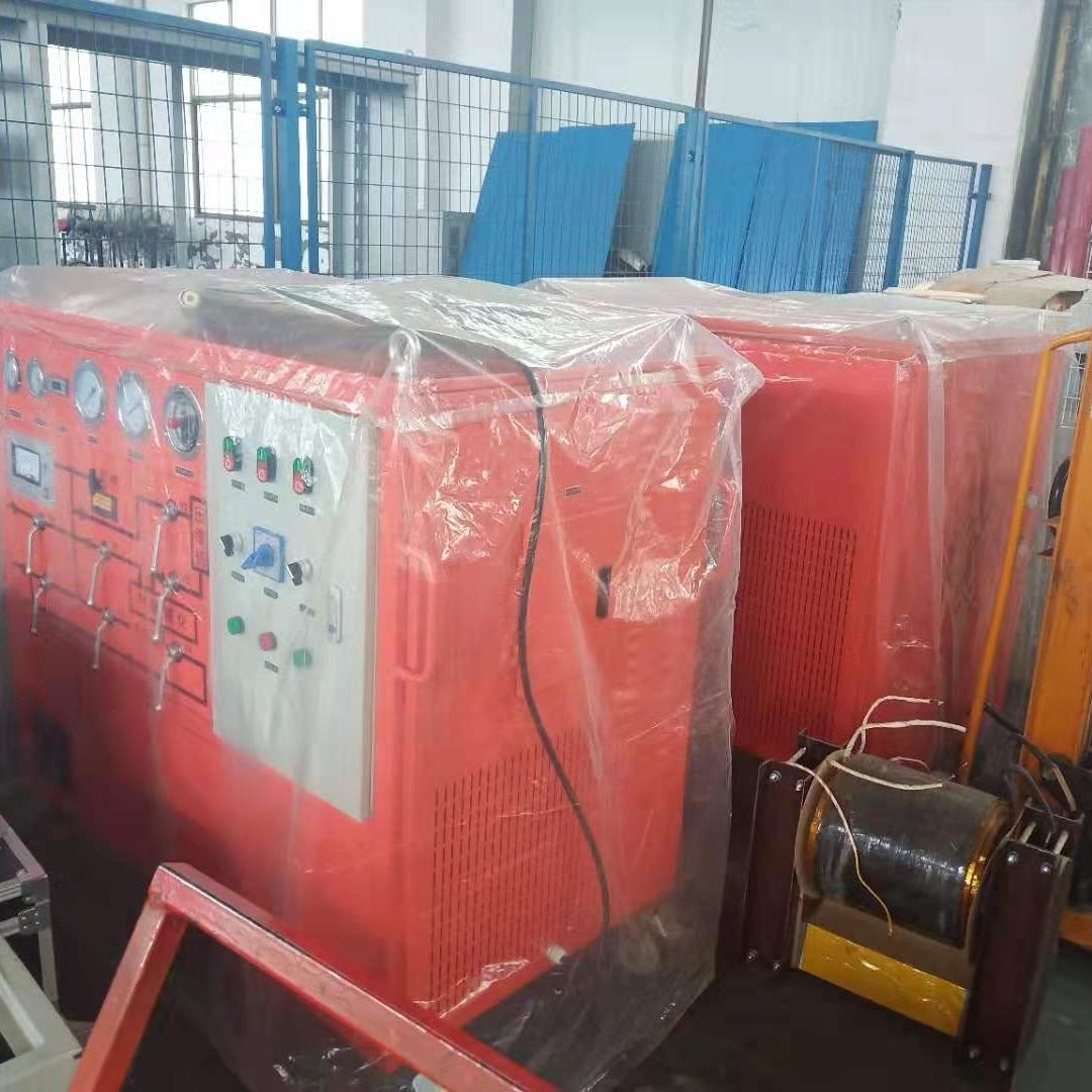 承装修3级SF6气体抽真空充气装置