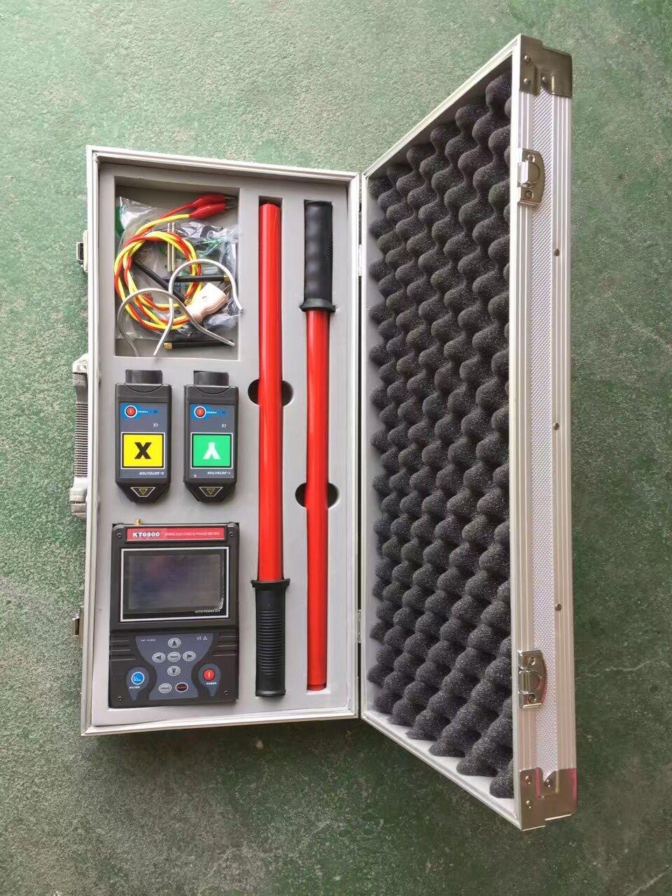TAG-8600数字高压无线核相仪