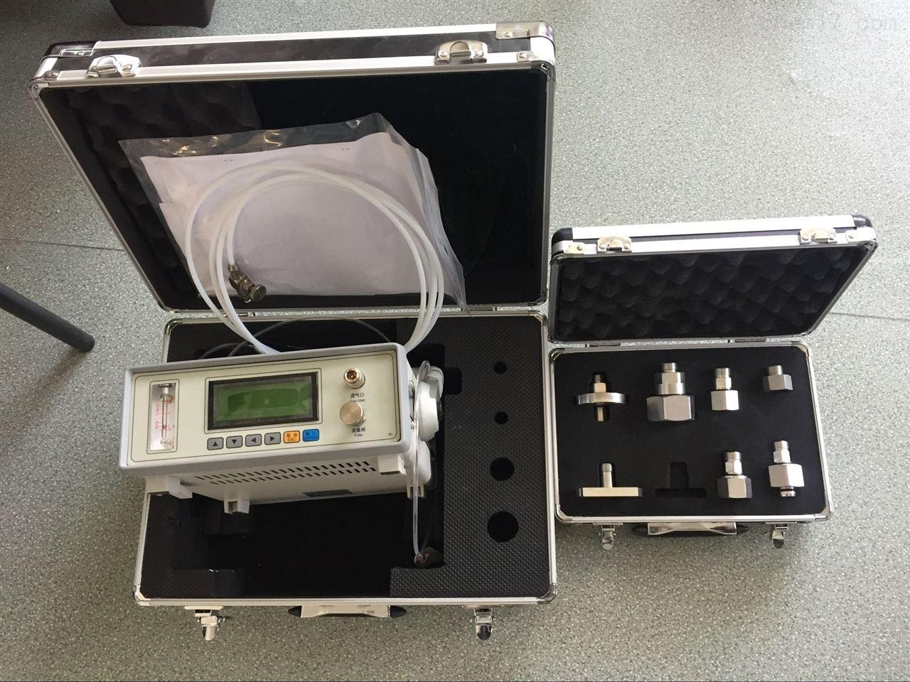 触摸屏SF6微水测量仪