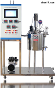 JY-HAQH氨水系统汽液相平衡数据的测定实验装置