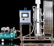 JY-HQFQ鼓泡反应器中气含率的测定实验装置