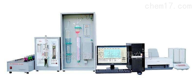 QR-4Z郑州碳硫分析仪