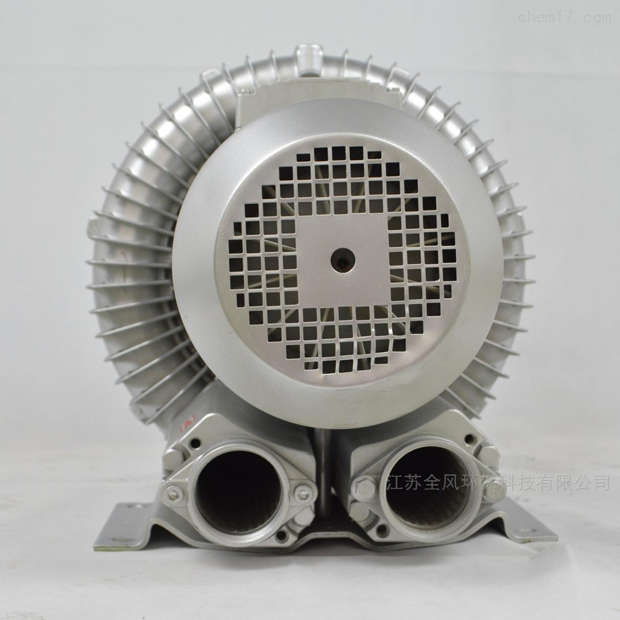 上料高压风机用于注塑机的真空风送上料