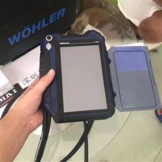德国威勒wohler A500L燃烧分析仪