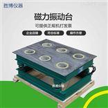 砌墙砖/混凝土磁力振动台