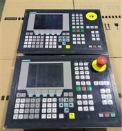 西门子840D数控系统面板黑屏维修