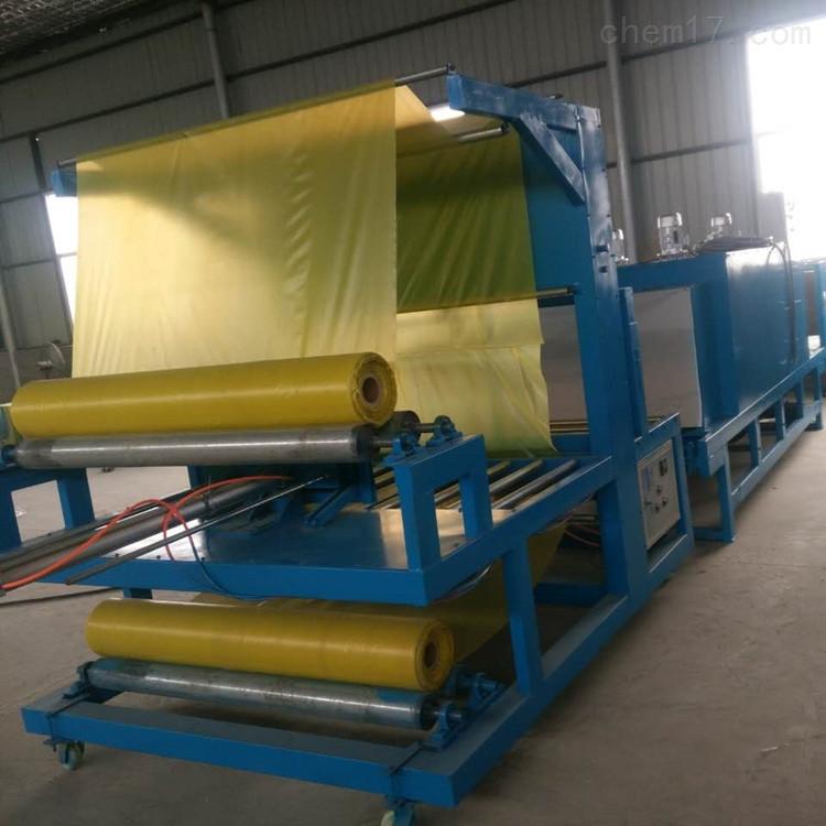 生产袖口式热收缩包装机 矿泉水套膜打包机