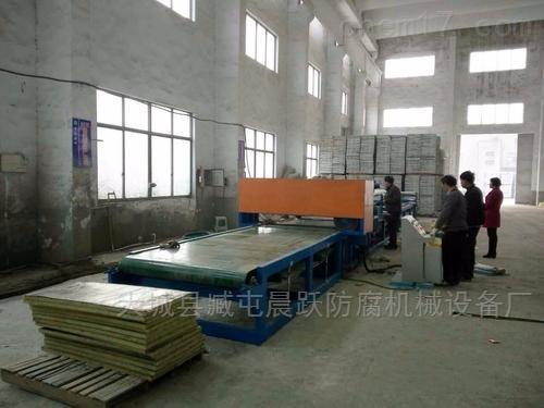 水泥砂浆岩棉板设备 岩棉复合夹芯板生产线