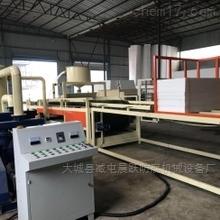 硅质渗透设备 大型硅质聚苯板生产线厂家