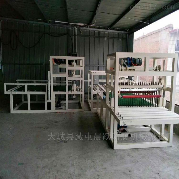 水泥基匀质板切割机保温板设备