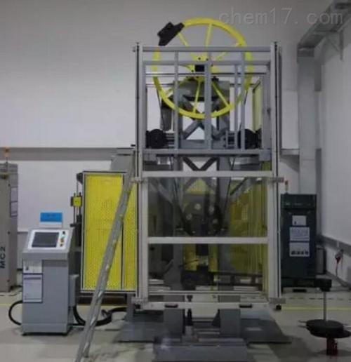 电梯钢丝绳疲劳试验机