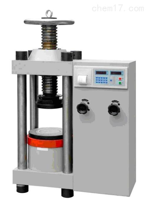 电动砖块压力试验机