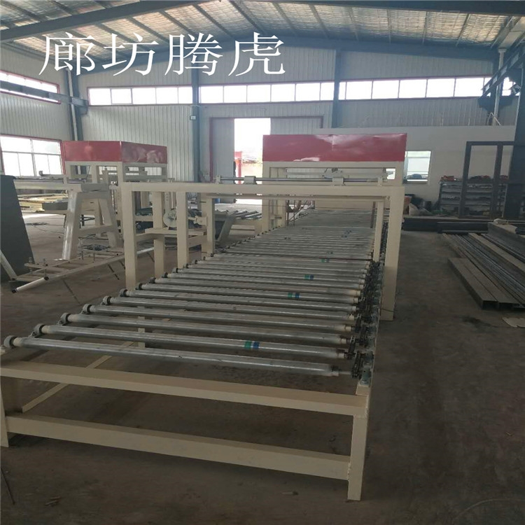厂家直销A级全自动匀质板生产线
