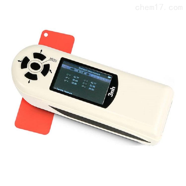 三恩时3nh便携式NR200电脑色差仪