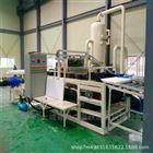 全自动硅质聚苯板设备 阻燃硅质板生产线