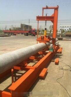 混凝土管桩抗折试验机
