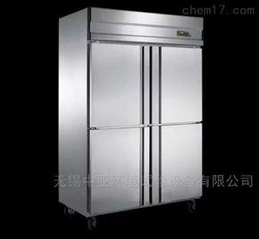 ZY/AG-300液氮雙開門柜式速凍機