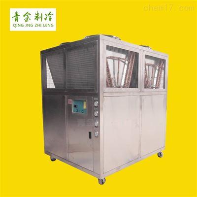 QX-30A食品机械降温工业冰水机出口代工贴牌