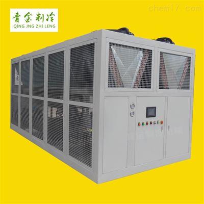 QX-50WHP-LT-60度低温螺杆冷水机