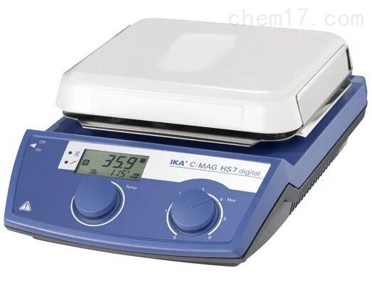 德国IKA C-MAG HS7加热磁力搅拌器