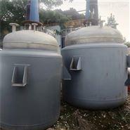 常年供应二手不锈钢反应釜出售各种型号