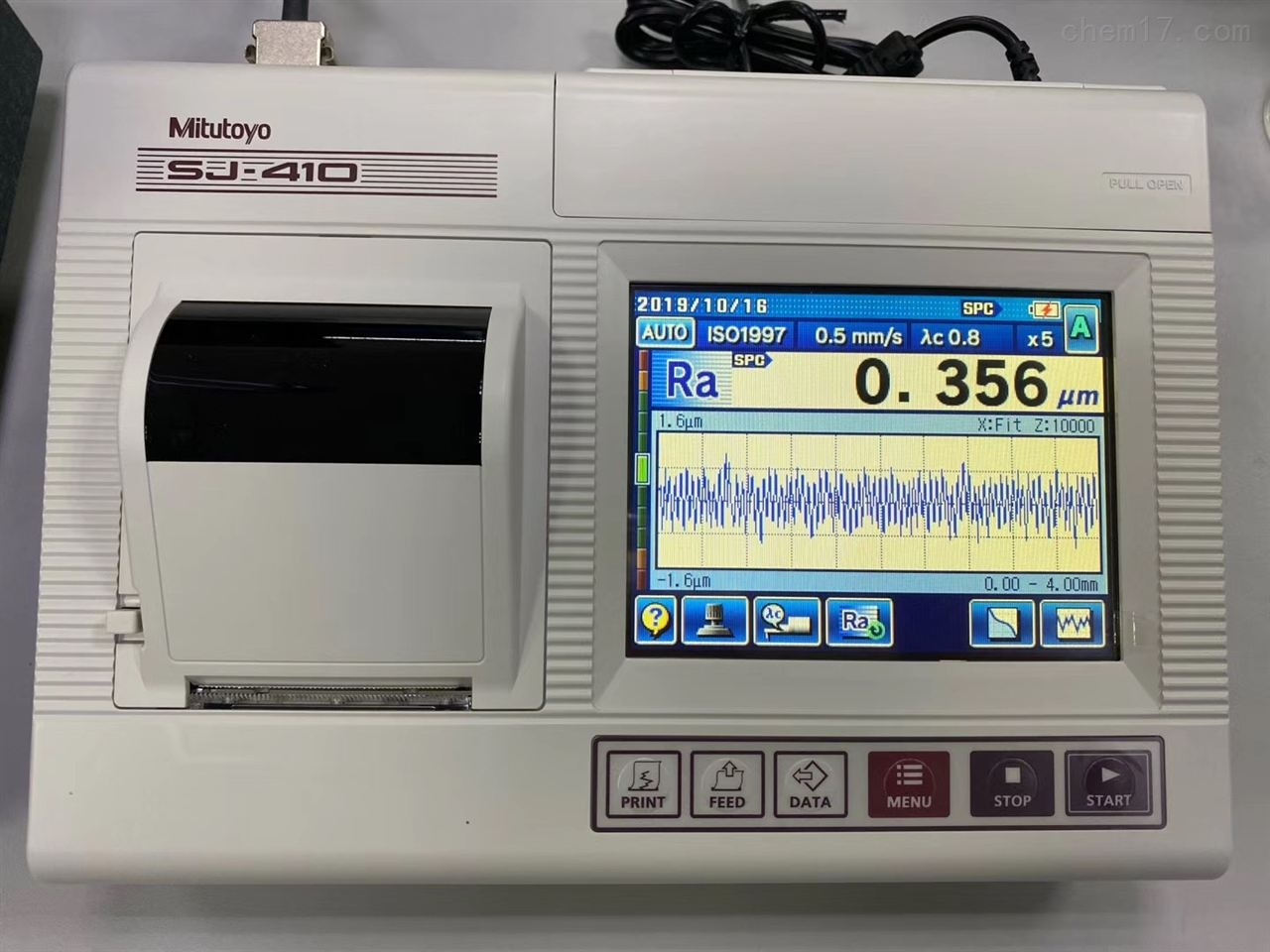 178-580-01DC三丰SJ-410粗糙度仪维修回收南京