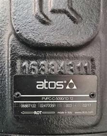ATOS柱塞泵PVPC-SLE-4046/1D代理现货